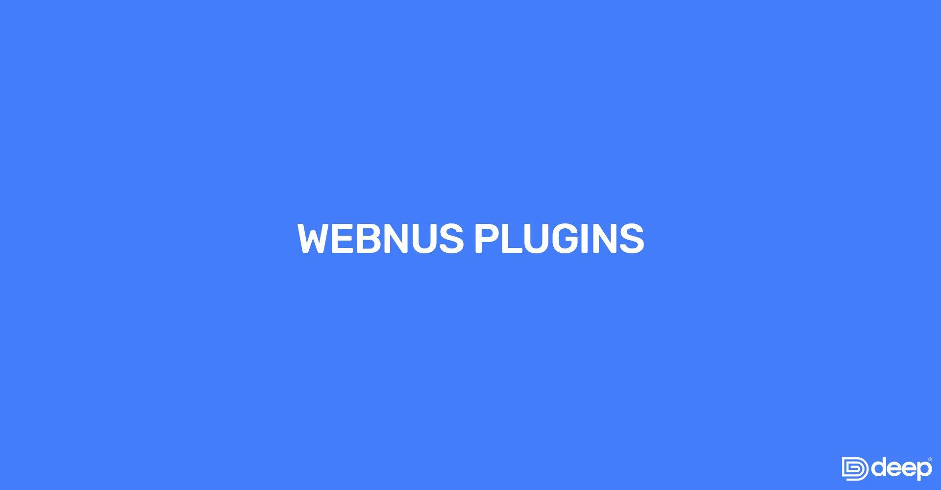 Webnus Plugins