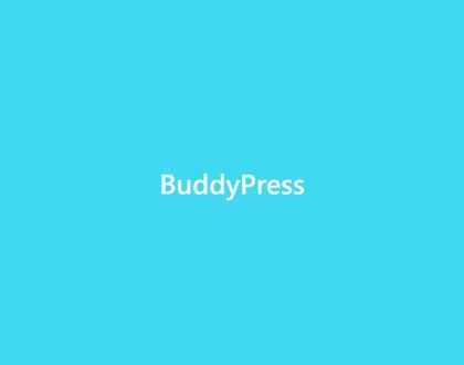 BuddyPress - WordPress Event Calendar