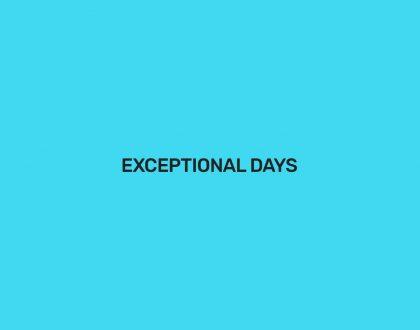 Exceptional Days - WordPress Event Calendar