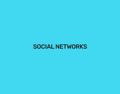 Social Networks - WordPress Event Calendar