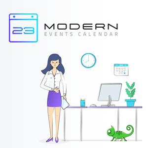 WordPress Event Calendar - Modern Events Calendar - Best event