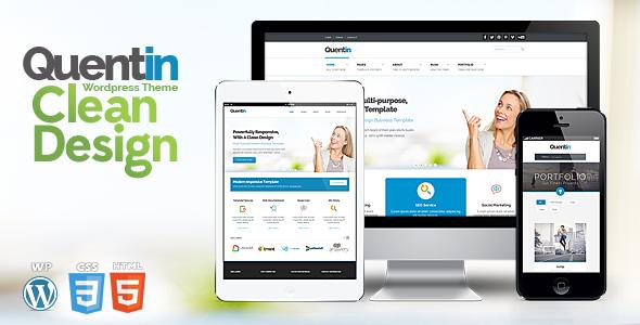 Quentin - Premium Multipurpose WordPress Theme 1