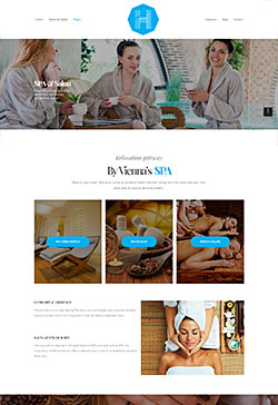 WordPress Hotel Theme 9