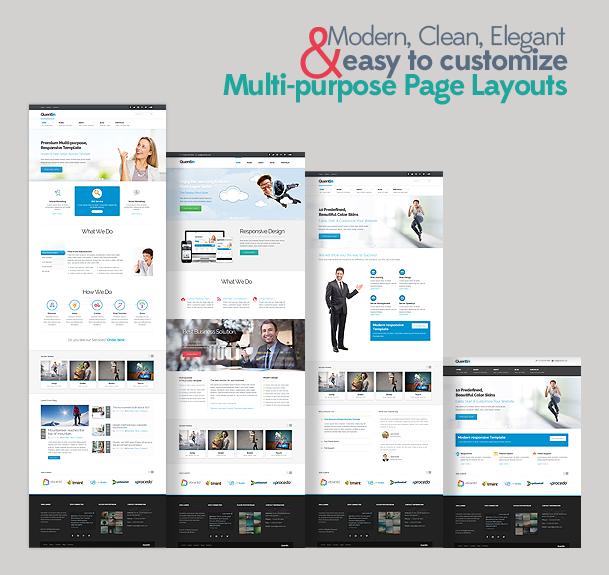 Quentin - Premium Multipurpose WordPress Theme 2